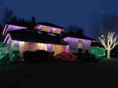 Christmas Lights, Holiday Lighting